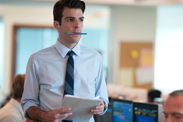 Zachary Quinto Margin Call